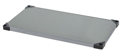 Solid Galvanized Shelf
