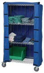 Quantum Wire Shelving Cart Cover
