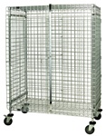 Quantum Stem Caster Wire Security Cart