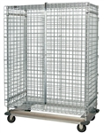 Quantum Dolly Base Wire Security Cart