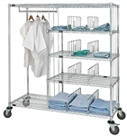 Patient Apparel Cart