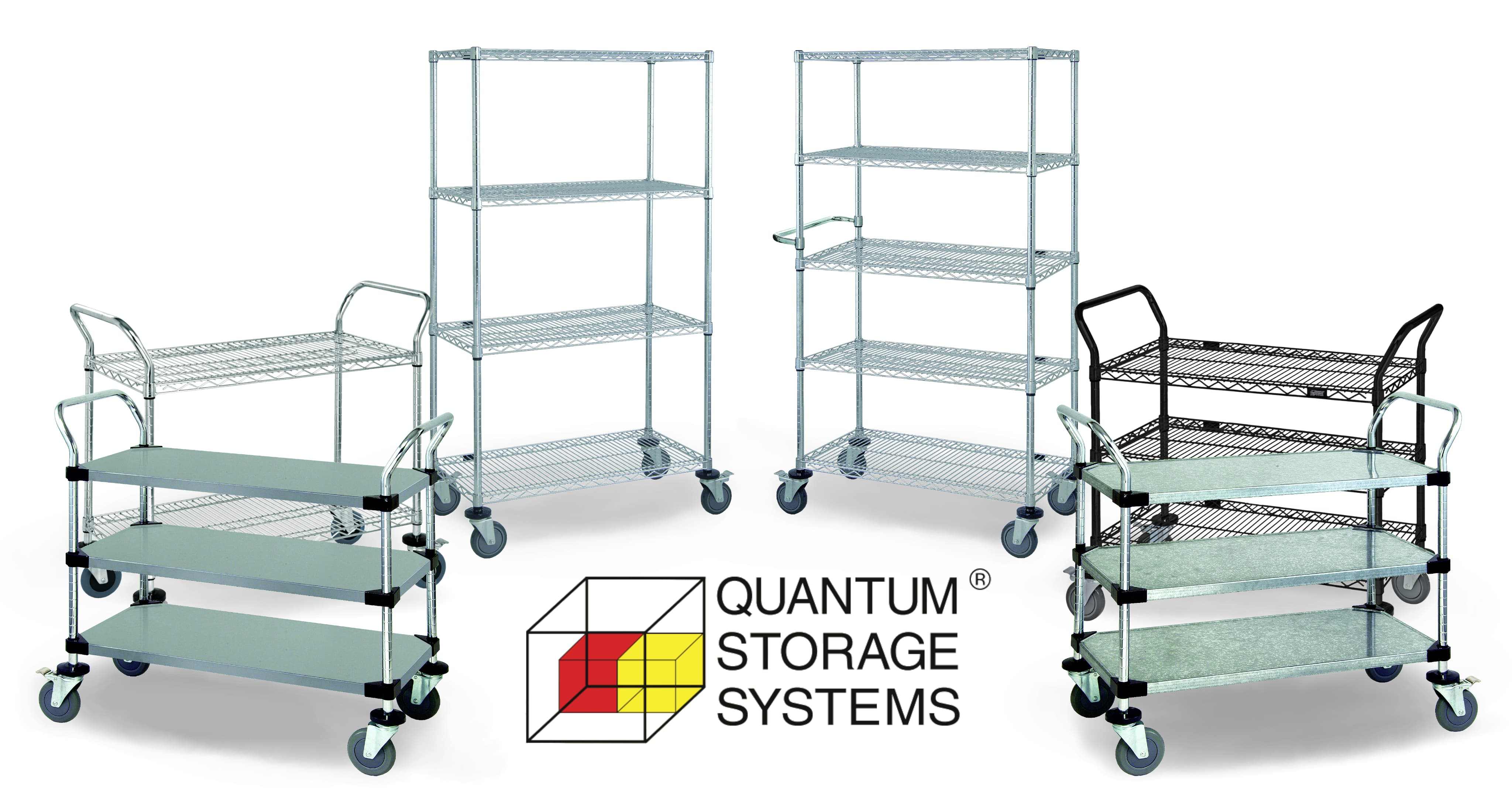 wire shelving, chrome wire, wire shelves, wire carts ... on